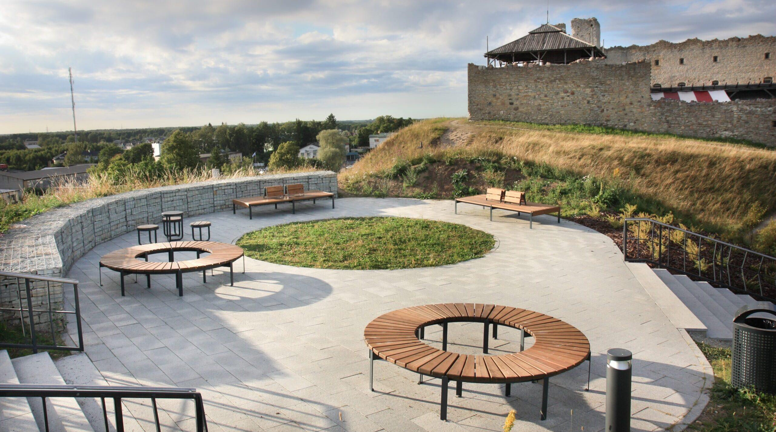 Vallimägi Open-Air-Center in Rakvere