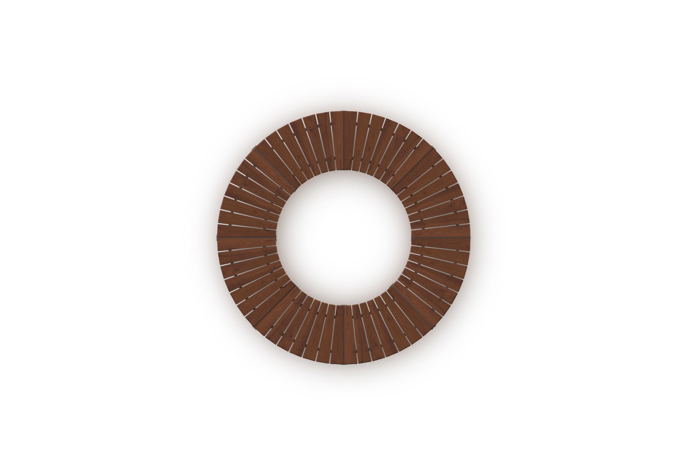 modulaarne pargipink Jada ring