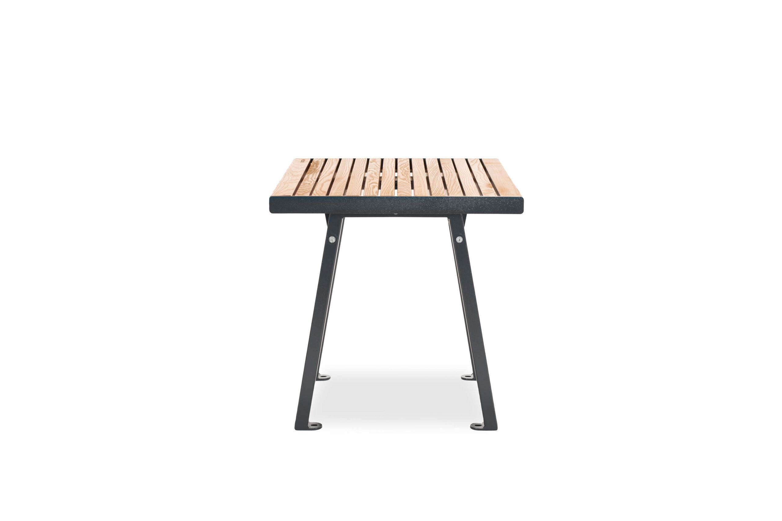pöytä Klaar Wood, lyhyt