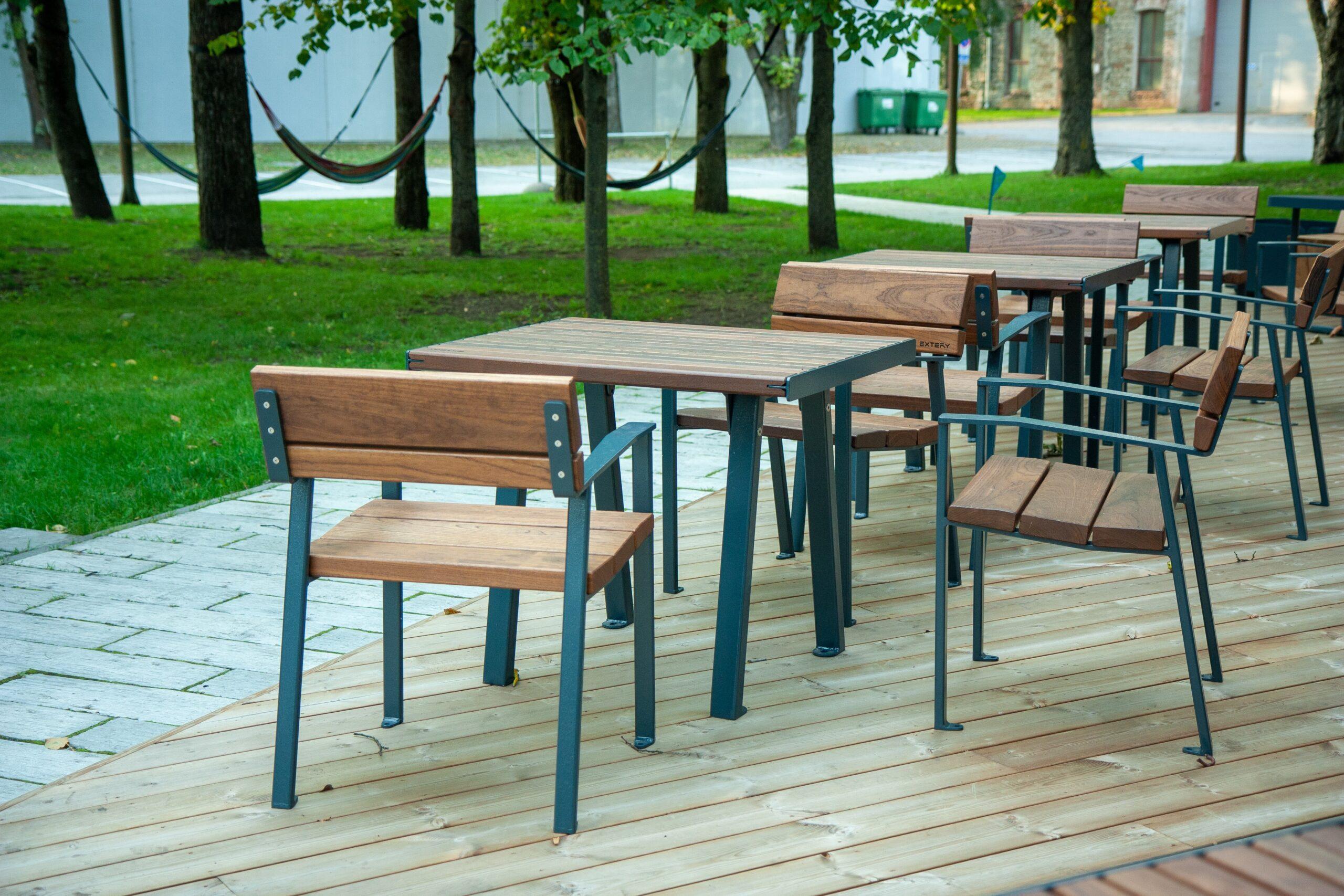 table Klaar Wood, small